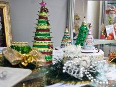 Ярмарка, В Севастополе проходит новогодняя выставка-ярмарка
