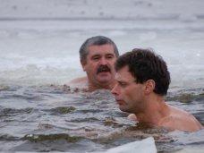 Моржи, В Феодосии 1 января откроют купальный сезон