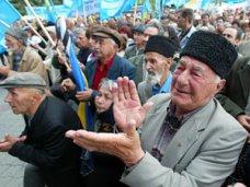 Крымские татары, Крымские татары не готовы к своей государственности, – исследование