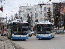 Крымтроллейбус, За три года популярность троллейбусов в Крыму возросла втрое