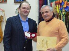 Награда, Крымский общественник удостоен награды Болгарии
