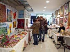 Ярмарка, В Севастополе открылась ярмарка «Рождественские традиции»