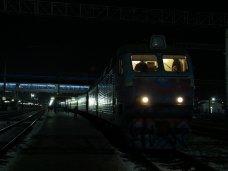политическая ситуация в Украине, Симферопольцы отправились на Евромайдан поездом