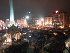 политическая ситуация в Украине, В Киев прибыло более 3,5 тыс. крымчан
