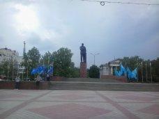 политическая ситуация в Украине, В Симферополе состоится митинг в поддержку Президента Украины