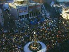 политическая ситуация в Украине, Более 5 тыс. крымчан приехали в Киев поддержать Президента