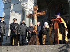 крестный ход, В Севастополе в День Андрея Первозванного провели крестный ход