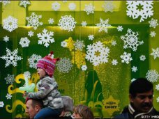 Новый год, В Евпатории проведут конкурс на лучшую новогоднюю витрину