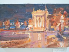 Выставка, В Севастополе открылась персональная выставка Альберта Щиткова