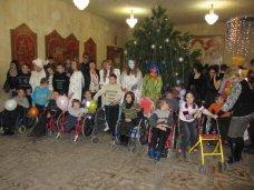 День Святого Николая, Для детей-инвалидов в Симферополе устроят праздник ко Дню святого Николая
