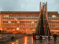 Городская елка, В Алуште установят две городские елки