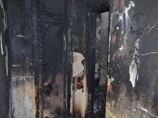 Пожар, Пьяный мужчина спалил квартиру в Севастополе