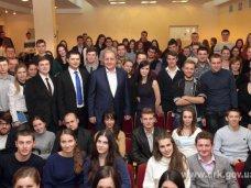 Молодежь Крыма, Премьер Крыма встретился со студентами