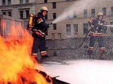 Пожар, Из-за пожара в санатории «Крым» пришлось эвакуировать больше сотни людей