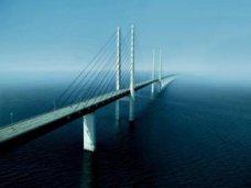 Россия и Украина хотят построить мост через Керченский пролив