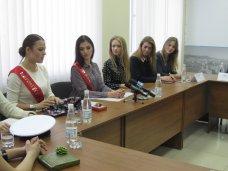 Конкурс красоты, Участницы «Мисс Крым – 2013» презентовали экологические проекты