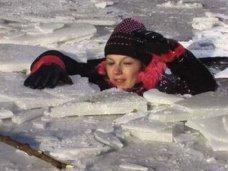Происшествие, В Ялте женщину достали из реки с переохлаждением