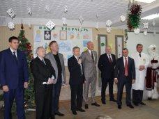 День Святого Николая, В Симферополе пациенты детской клинической больницы получили подарки ко Дню святого Николая
