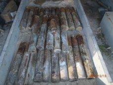 Боеприпасы, На кладбище в Севастополе нашли боеприпасы времен войны