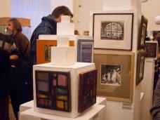 Выставка, В Севастополе открылась рождественская выставка