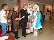 Новый год, В Алуште выбрали лучшую Снегурочку