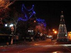 Городская елка, Городскую елку в Феодосии зажгут на следующей неделе