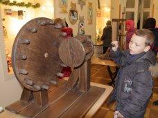 Выставка, В Симферополе открылась интерактивная выставка механизмов Леонардо да Винчи
