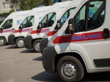 Скорая помощь, Крым получит 60 новых машин скорой помощи