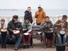 Концерт, В Севастополе встречали праздник рождения солнца