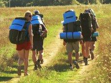Туристы, Туристов все чаще тянет в крымские леса