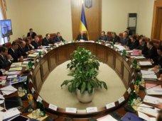 Кабмин, Крымский премьер выступит на заседании Кабинета Министров Украины