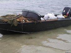 Пограничники, Российские пограничники в Азовском море задержали трех крымских моряков