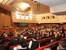 Сессия ВР АРК, В парламенте Крыма поспорили из-за лозунгов