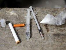 Наркотики, В Симферополе задержали наркомана с инъекционным набором