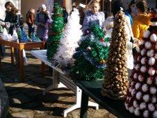 Новый год, В Бахчисарае завершился конкурс «Art-елка»
