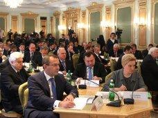 Совет регионов, тария, Руководство Крыма принимает участие в Совете регионов