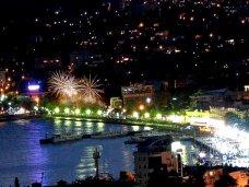 Туристы, Туристы желают отмечать новогодние праздники на ЮБК