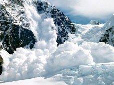 Лавина, В крымских горах из-за перепадов температур возникла угроза схода лавин