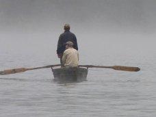Происшествие, В море возле Сак в тумане потерялись рыбаки