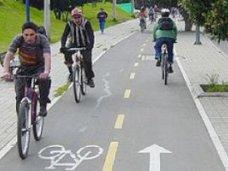 велосипед, В Симферополе появится велосипедный маршрут