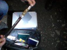 Оружие, BalconyTV, Crimea Fashion Festival 2012, На выезде из Крыма задержали автомобиль с наркотиками и оружием