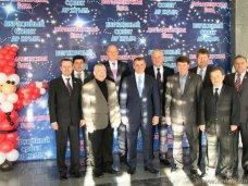 Городская елка, В Симферополе открылась парламентская елка