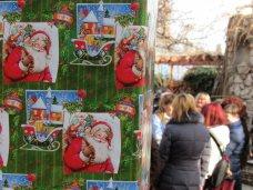 Ярмарка, В Симферополе открылась рождественская ярмарка