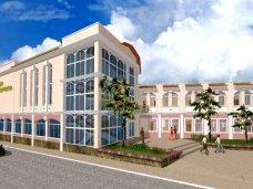 реконструкция, В Алуште достроят Дом культуры