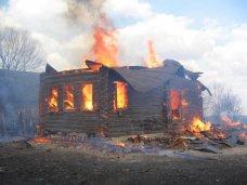 Пожар, За сутки в Крыму произошло восемь пожаров