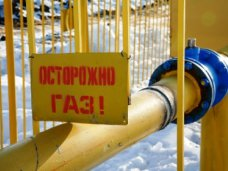 В селе под Симферополем во время ремонта водостока повредили газопровод