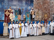 Рождество, В Севастополе отметили Рождество