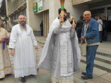 крестный ход, В Алуште прошел Рождественский крестный ход
