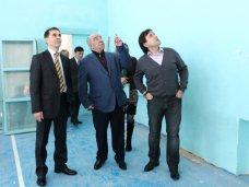 ремонт, В Симферопольском районе отремонтировали школу