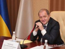 Бюджет, Могилев встретился с нардепами от Крыма